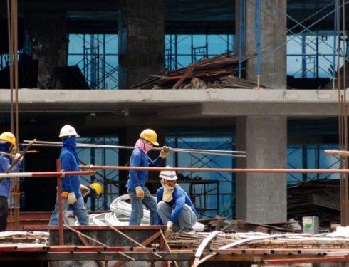 งานก่อสร้างและโครงสร้าง