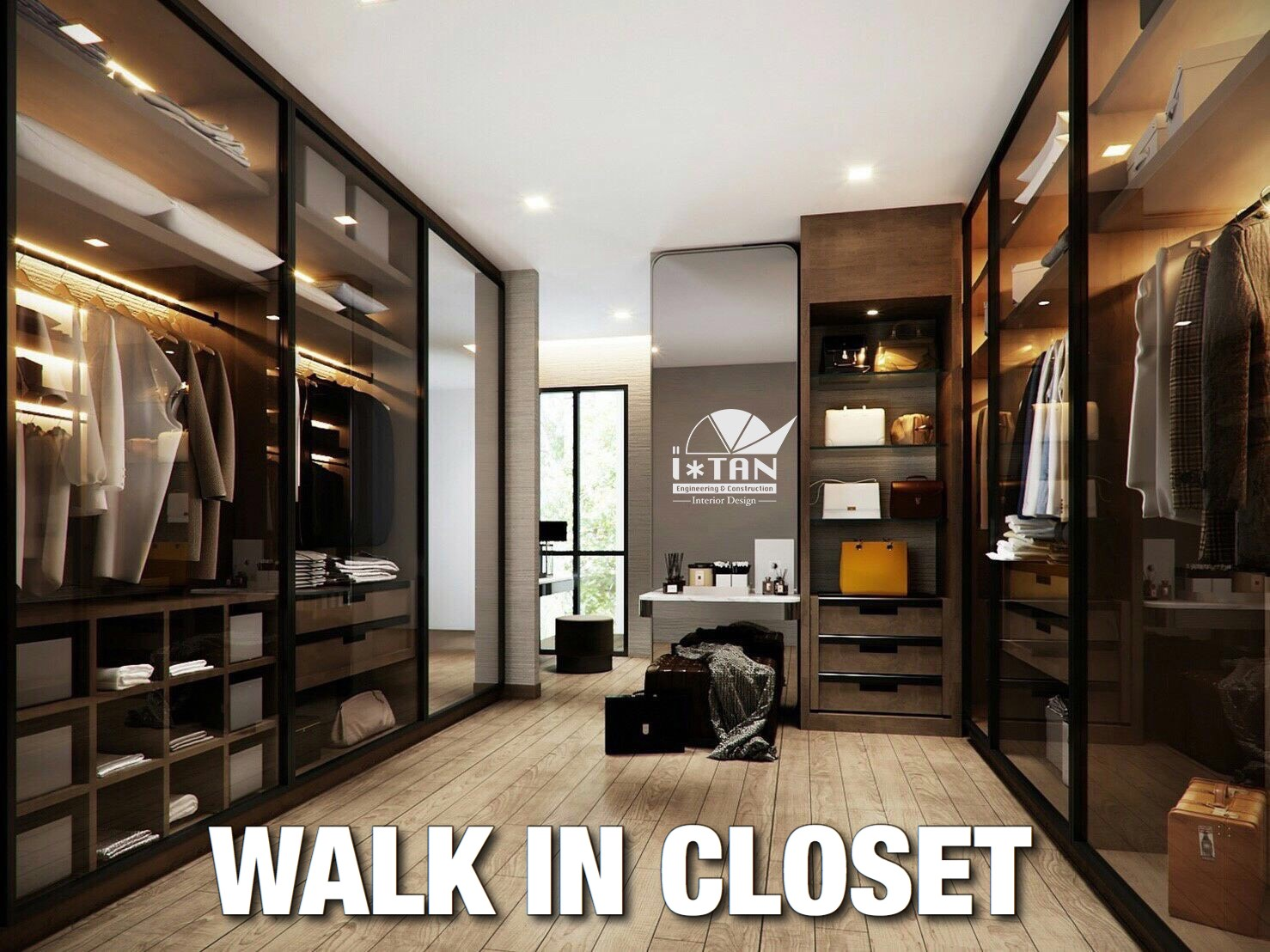 interior#Walkincloset
